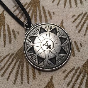 {5 for $25} pewter pendant
